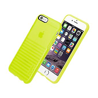 Incipio Rival fallet täcker för Apple iPhone 6 (Electric Lime)