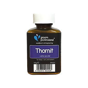 Lo sposo professionale Thornit orecchio polvere 100g Lge