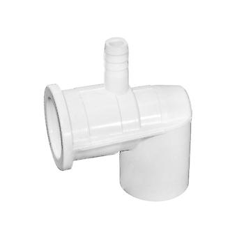 Waterway 212-0590B Ozone Cluster Jet Body Elbow with Nozzle