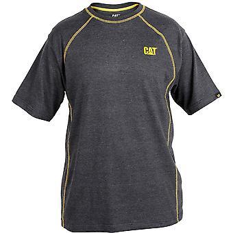 Caterpillar Mens Performance T Shirt Grey