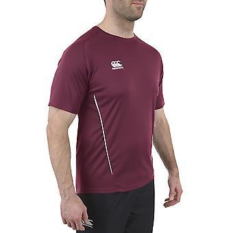 Canterbury Mens Team Dry Vapodri Moisture Wicking Quick Dry T Shirt
