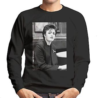 Siouxsie And The Banshees Side Profile 1977 Men's Sweatshirt