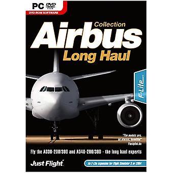 Airbus collectie Long Haul (PC DVD)