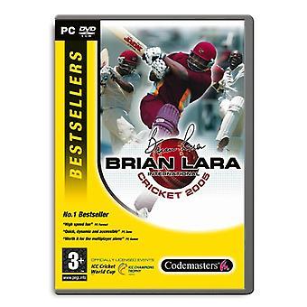 Brian Lara Cricket 2005 (PC DVD)