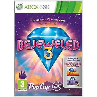 Bejeweled 3 (Xbox 360) - Factory Sealed