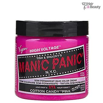 Manic Panic Manic Panic Semi Permanent Hair Color - Cotton Candy Pink