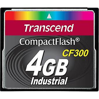 CompactFlash card 4 GB Transcend CF300