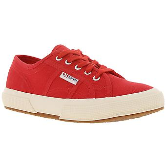 SUPERGA kids sneakers classic red