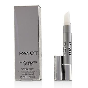 Payot Supreme Jeunesse Levres - Total Youth Plumping Lips Care - 3g/0.1oz