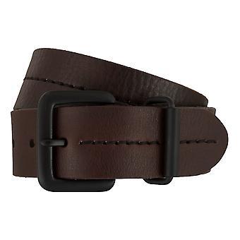 Ceintures pour hommes ceintures de Timberland en cuir jeans ceinture marron 7437