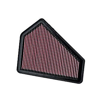 K&N 33-2411 High Performance Replacement Air Filter