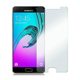 Spullen gecertificeerd® 2-Pack scherm beschermer Samsung Galaxy A3 2016 getemperd glas Film