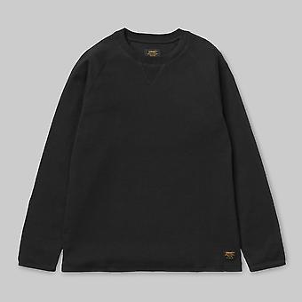Carhartt WIP L/S Leeward T-Shirt Black