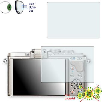Olympus PEN E-PL8 display protector - Disagu ClearScreen protector