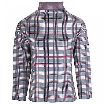 3183840e178 Sale Alice Collins Fine Knit Cowl Neck Bold Check Jumper