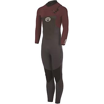 Animal Graphite Grey FA17 Lava 5-4-3mm Long Sleeved Wetsuit