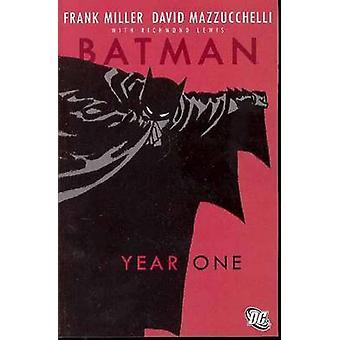 Batman - Year One (De Luxe edition) by David Mazucchelli - Frank Mille