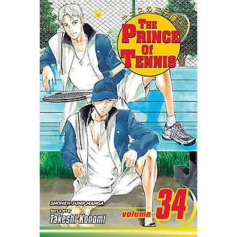 Prinsen av Tennis av Takeshi Konomi - Takeshi Konomi - 97814215243