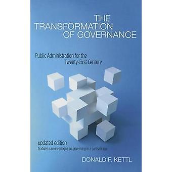 La transformación de la gobernanza - administración pública para el Twent