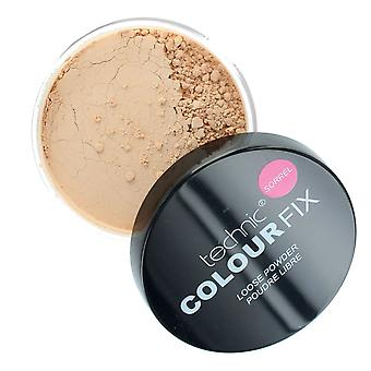 Technic Colour Fix Loose Powder- Sorrel