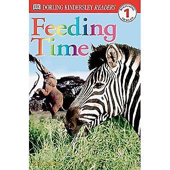 Feeding Time (DK Readers: Level 1)