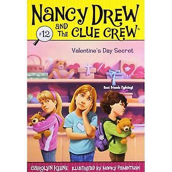 Aftelkalender voor Valentijnsdag geheim (Nancy Drew & de Clue bemanning (kwaliteit) (opnieuw delen))