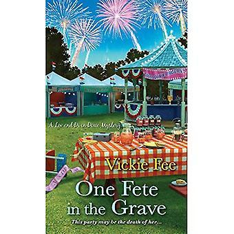 Yksi Fete hautaan (LIV ja Di Dixie mysteeri)