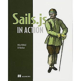 Sails.js in Action (Paperback)