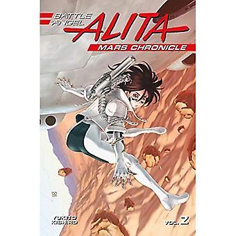 Chronique de Battle Angel Alita Mars 2