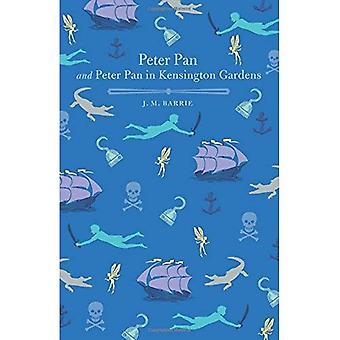 Peter Pan en Peter Pan in Kensington Gardens
