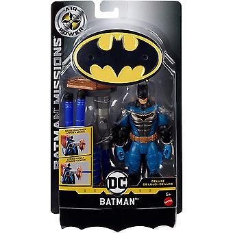 Batman Missions FVY37 Air Power Figure,