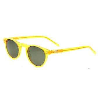 Simplify Russell Polarized Sunglasses - Orange/Black