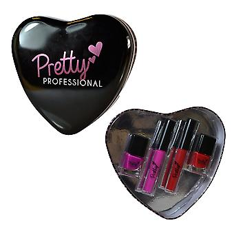 Pretty Professional Heart Gift Tin