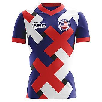 2019-2020 USA camiseta tercer concepto
