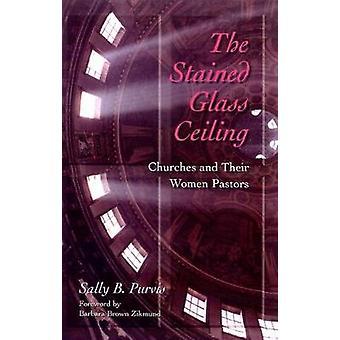 StainedGlass tak kyrkor och deras kvinnor pastorer av Purvis & Sally