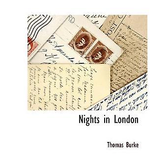 Nätter i London av Burke & Thomas