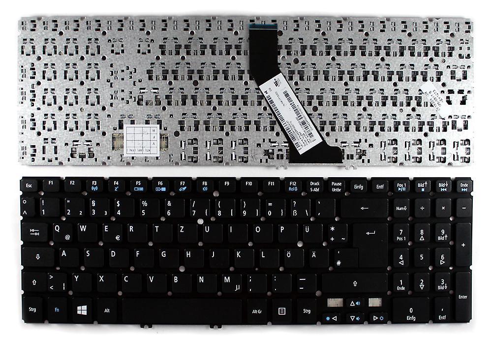 Acer Aspire V5-531-987B6G50Mass noir Windows 8 disposition allehommede remplaceHommest clavier d'ordinateur portable