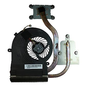 Toshiba Qosmio X75-A7162KM Compatible Laptop Fan With Heatsink