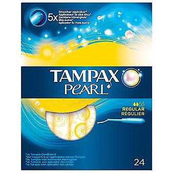 Tampax Tampón Regular Pearl 24 uds (Hygiene and health , Intimate hygiene , Tampons)