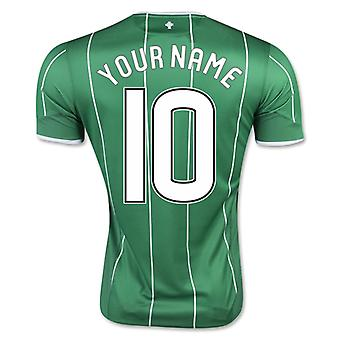 2015-2016 Celtic Away Shirt (Your Name) -Kids