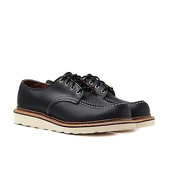 Red Wing Classic Black Oxford Shoes