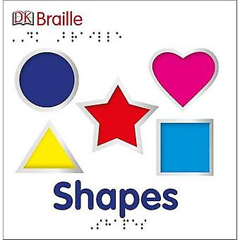 DK Braille - Shapes by DK - Fleur Star - 9781465436122 Book
