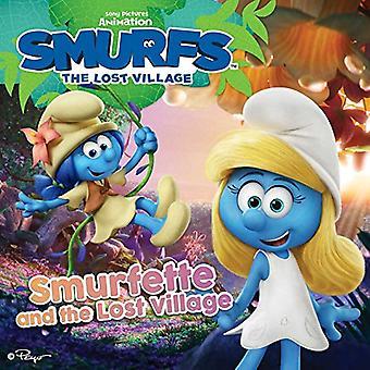 Smurfette and the Lost Village by Daphne Pendergrass - Antonello Dale
