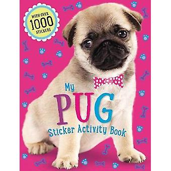 Pug Sticker Activity Book by Thomas Nelson - 9781785986550 Book