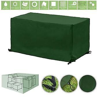 Gardenista® Green Protective Cover for for 6 Seater Garden Dining Set