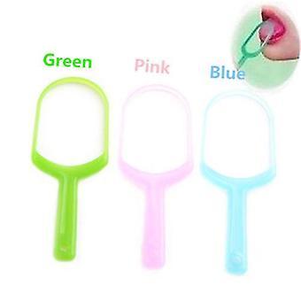 Tongue Cleaner Hygiene Oral Scraper Clean Bad Breath