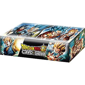 Dragon Ball Z Super Galactic Battle TCG - Draft Box 01 Card Game