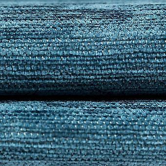 Mcalister Textilien alston chenille blau + beige Türanschlag