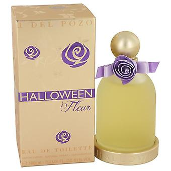 Halloween Fleur Eau de Toilette spray av Jesus del Pozo 100 ml