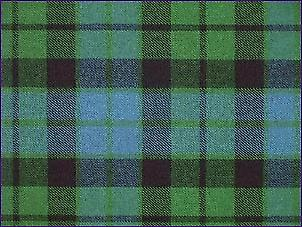 Mackay, Antique - Pure tartan de laine